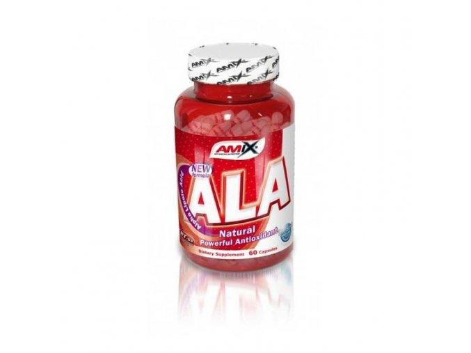 Amix ALA - Alpha Lipoic Acid EXPIRACE 01.06.2018