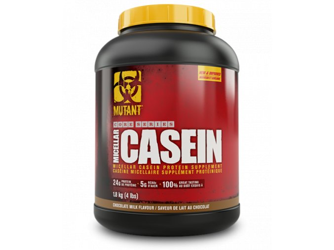 mutant micellar casein chocolate milk flavour 1.8 kg 4 lbs v0.00 ms