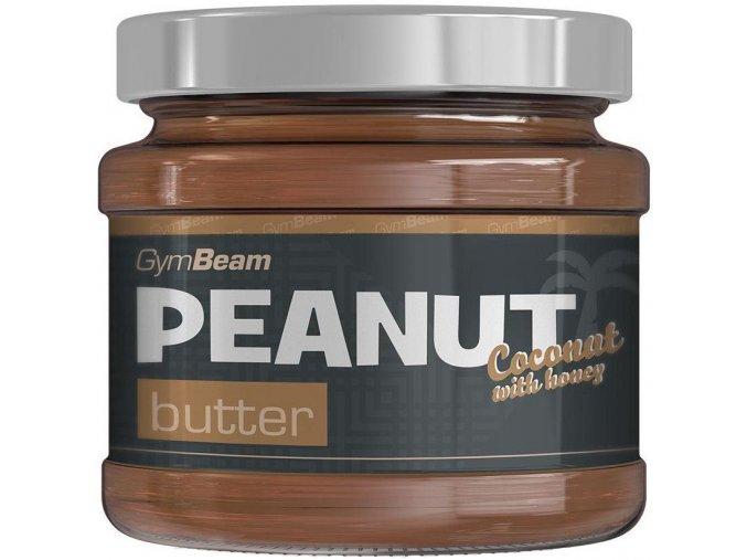 gymbeam peanut butter coconut