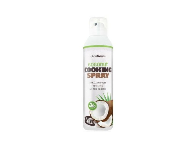 gymbeam cococnut cooking spray
