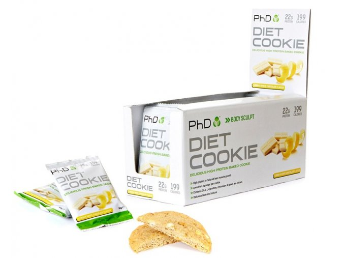 PhD Diet Cookie 50g