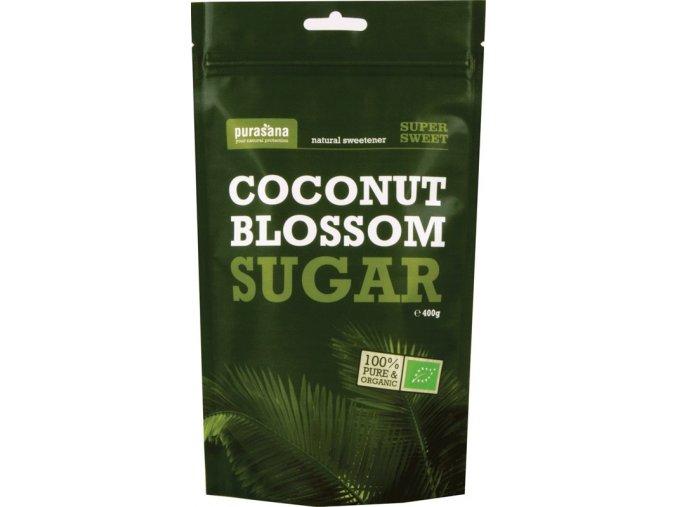 Purasana Coconut Blossom Sugar BIO 300g