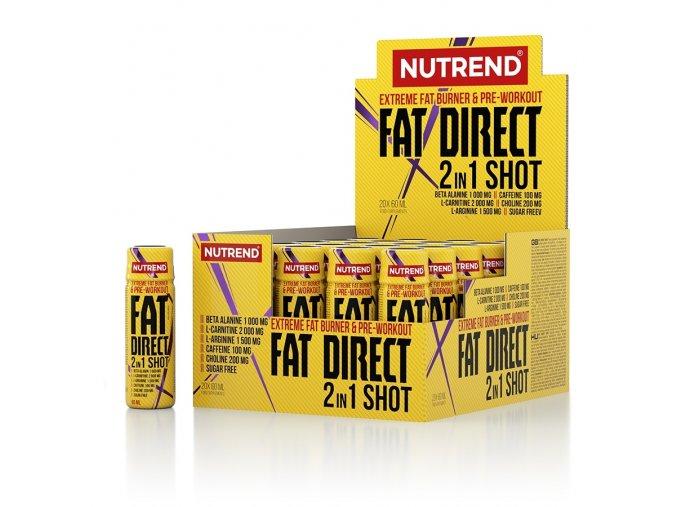 nutrend fat direct shot 1