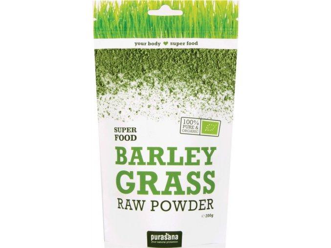 Purasana Barley Powder BIO 200g