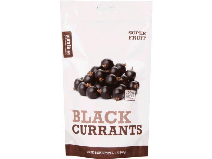 Purasana Black Currants 200g