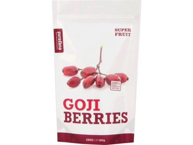 Purasana Goji Berries BIO 400g