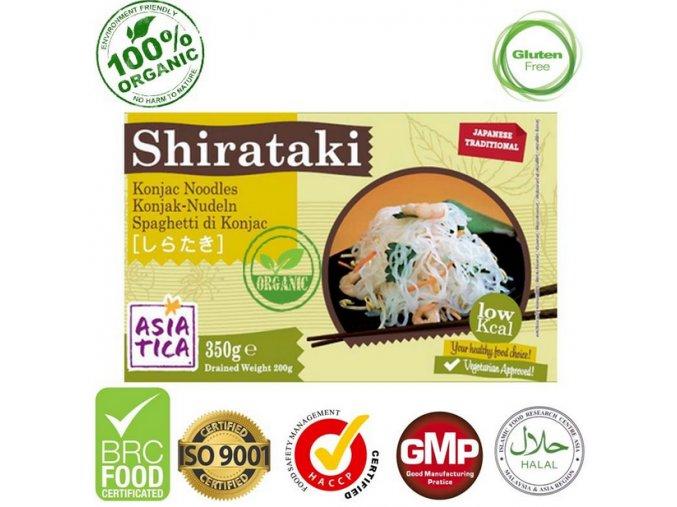 Asiatica Shirataki Špagety