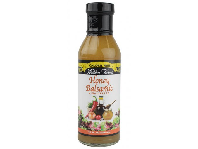Walden Farms Honey Balsamic Vinaigre Dressing EXP. 25/06/2017