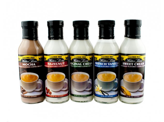 Walden Farms NearZero Coffee creamer 355 ml