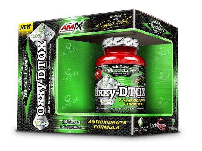 Amix MuscleCore® Oxxy-DTOX®