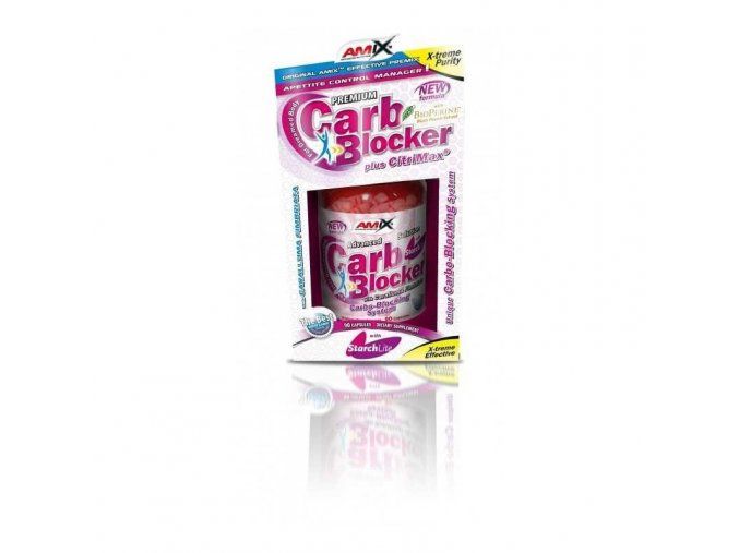 Amix Carb Blocker with Starchlite® 90cps