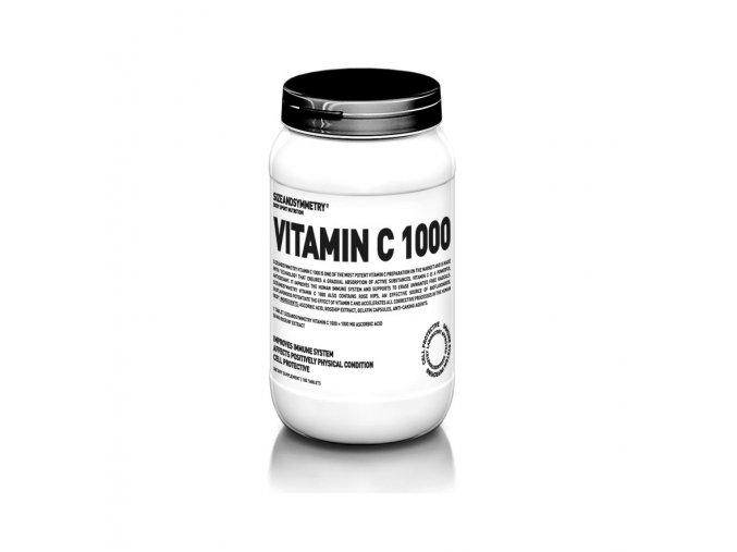 SizeAndSymmetry Nutrition Vitamin C 1000