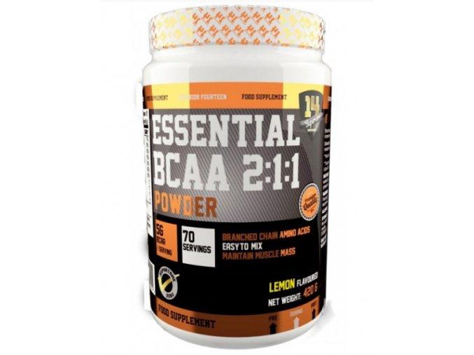 Superior 14 Essential BCAA 2:1:1 Powder