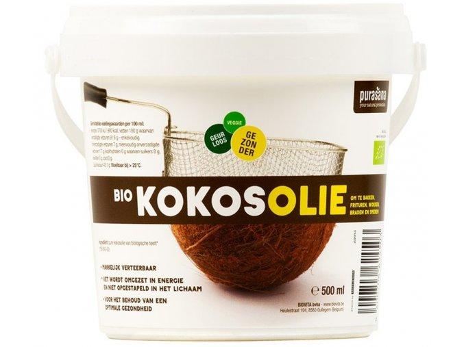 Purasana BIO Kokosový olej 2l