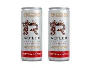 Reflex Nutrition Protein Coffee 250 ml EXP. 20.04.2017