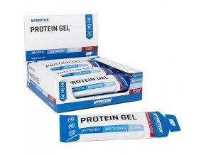 Myprotein Protein Gel