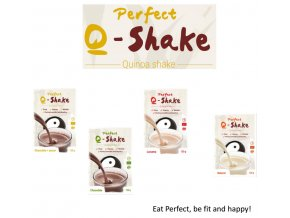 Via Naturalis NÁPOJ PERFECT Q-SHAKE Z QUINOA BIO