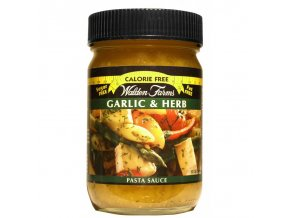 Walden Farms Garlic and Herb Sauce