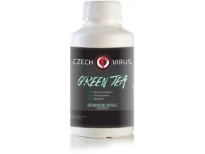 czech virus green tea 100 kapsli original