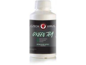 czech virus green tea 100 kapsli original