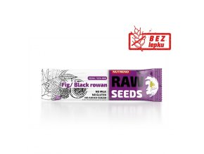nutrend raw seeds 50g blackrowan czzzzz