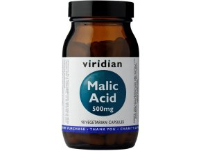 Viridian Nutrition Malic Acid 90 kapslí