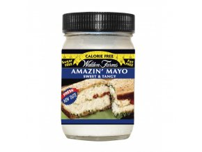 "Walden Farms Mayonnaise ""Amazin' Mayo"""