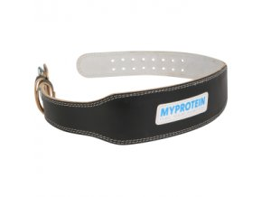 Myprotein lifting leather belt