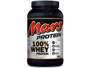 mars 100 whey protein powder 800g original