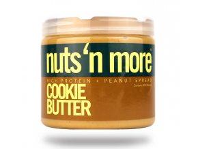 Nuts 'N More Arašídové máslo Cookie Butter s proteinem EXPIRACE 26.10.2018