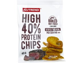 nutrend high protein chips