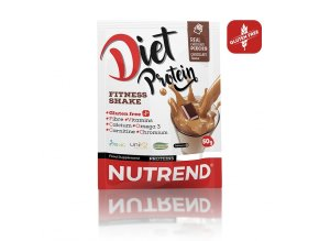 NUTREND diet protein chocolate