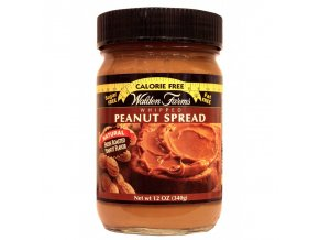 Walden Farms Peanut Spread 340 g EXPIRACE 21.02.2019