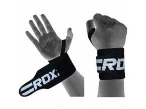 RDX Power Lifting Pro Wrist Wraps Bandáže na zápästie