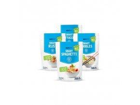 body fit smart pasta fettuccine 275g