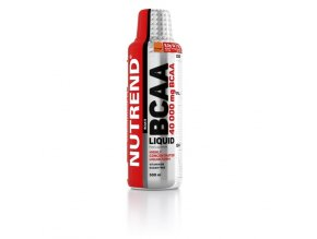 nutrend bcaa liquid 500ml vt 042