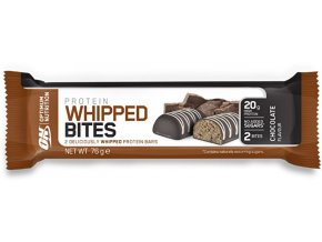 optimum nutrition protein whipped bites