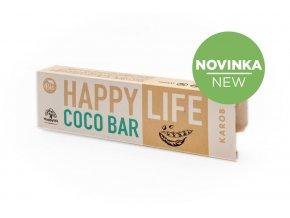 HAPPYLIFE COCO BAR Kokosova tycinka s karobom 3 1030x690