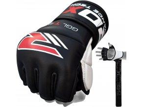 RDX Kožené MMA rukavice T1