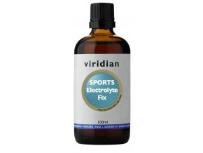 Viridian Nutrition SPORTS Electrolyte Fix 100ml