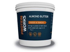TPW Mandlové máslo