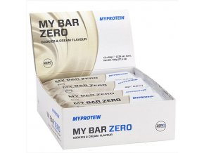 MyProtein MYBAR ZERO