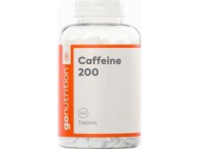 GoNutrition Caffeine 200