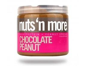 Nuts 'N More Arašídové máslo čokoláda s proteinem