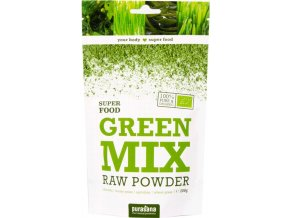 Purasana Green Mix Powder BIO 200g
