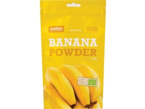 Purasana Banana Powder BIO 250g