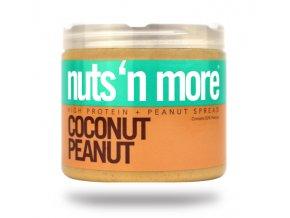 Nuts 'N More Arašídové máslo kokos s proteinem
