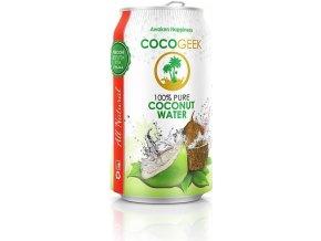Cocogeek Kokosová voda