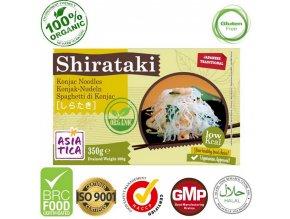 Shirataki Špagety