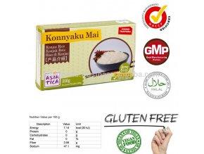 Asiatica Shirataki Rýže